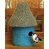 Fiber Trends - Pattern - FT222 Felt Bird Houses