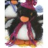 Fiber Trends - Pattern - FT230 Felt Playful Penguins