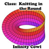 Knitting in the Round - Infinity Cowl