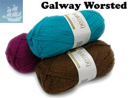 Plymouth Galway Worsted