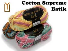 Cotton Sup Batik