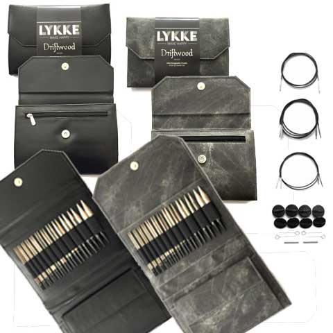 Lykke Driftwood Interchangeable Needle Set (PRE-ORDER) - Click Image to Close