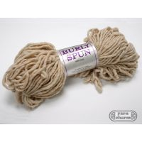 Brown Sheep Burly Spun - BS115 Oatmeal (Heather)