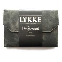 "Lykke Driftwood 6"" Double Point Needle Set 0-5 (PRE-ORDER)"