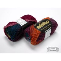 Noro Kureyon - 170 Blue Pink Yellow Multi