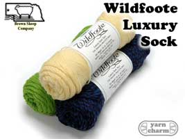 Brown Sheep Wildfoote Sock