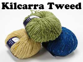 Knoll Yarns Kilcarra Tweed