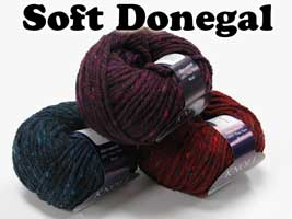 Knoll Yarns Soft Donegal