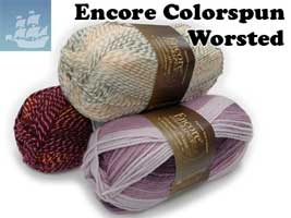 Encore Colorspun Worsted