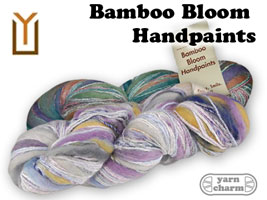 Bamboo Bloom Handpaints
